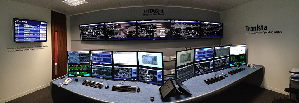 Traffic Management Systems Train Regulation Made Easy