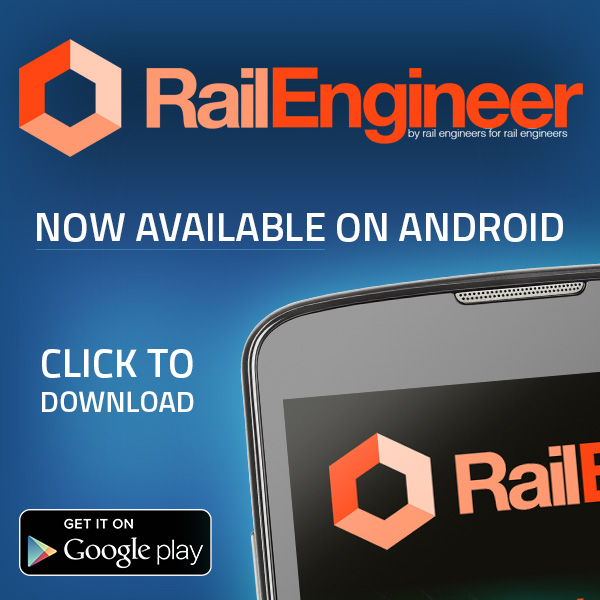 Rail Engineer on Google Play advert