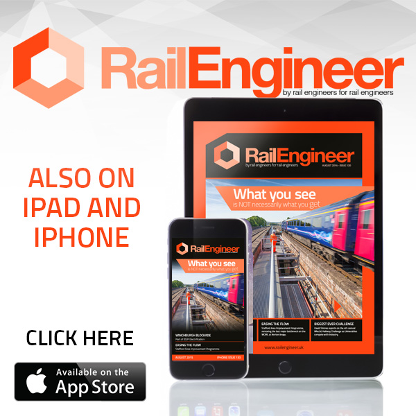 Rail Engineer on Android Advert