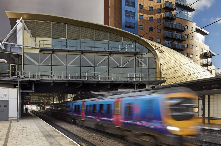 Building: Network Rail GlasgowLocation: GlasgowArchitect: AHR