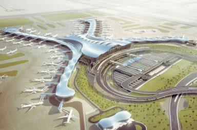 SITA Abu Dhabi Airport _Aerial_Overview_Day