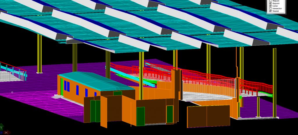 Platforms 16-18