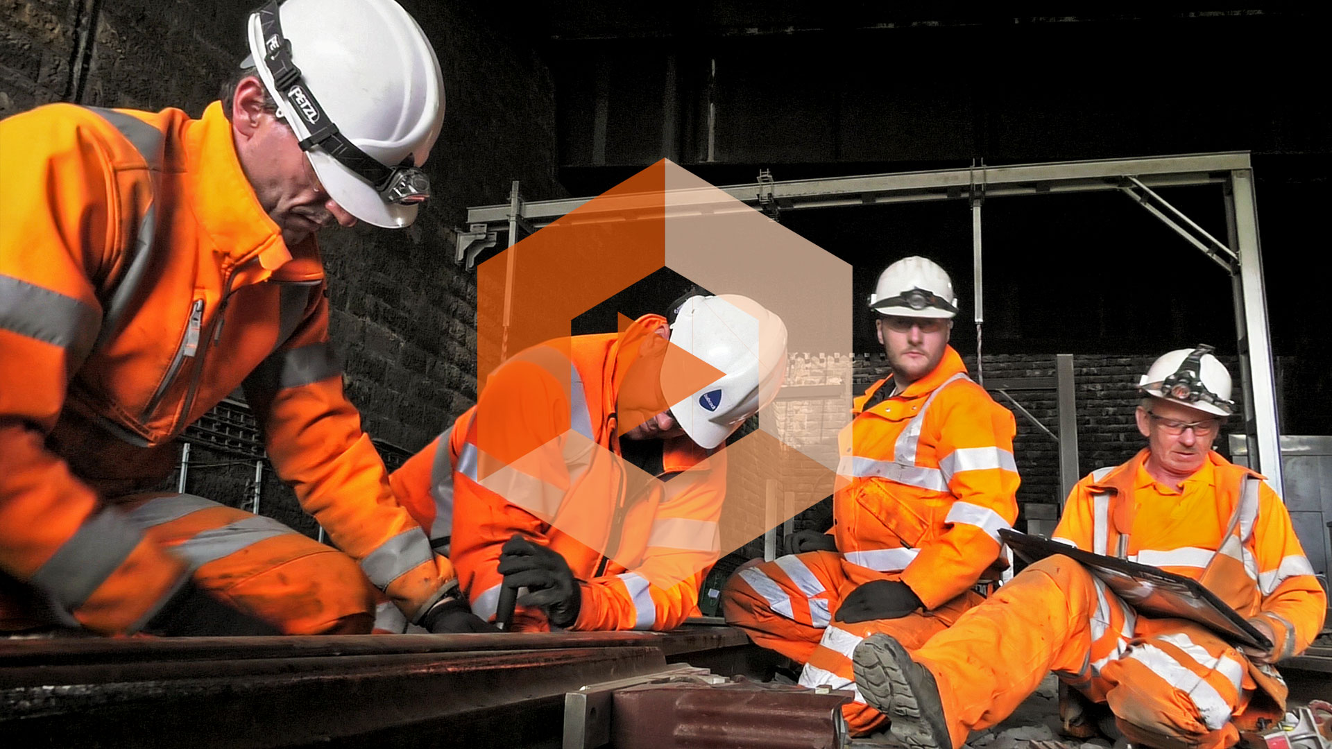 Video Glasgow Queen Street Rail Engineer