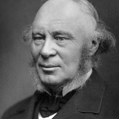 Yorkshire-born Sir John Fowler is credited with building the world's first underground railway in London, as well as designing the Forth Bridge alongside Benjamin Baker. Photo: Wellcome Library, London