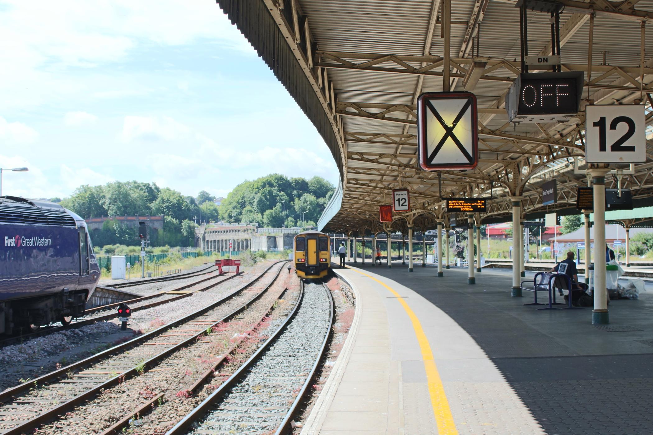 Bristol Area Signalling Renewals Rail Engineer Relay Terminal Transportation