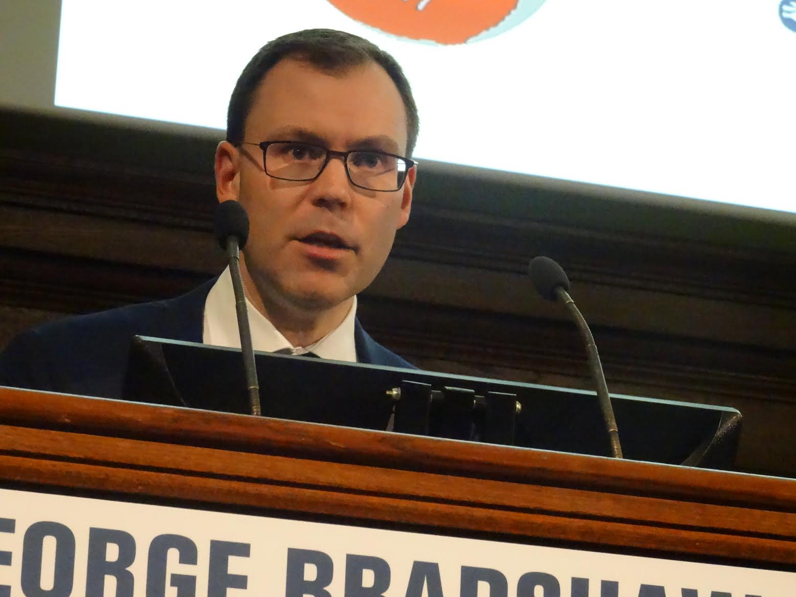 Chris Burchell's 'George Bradshaw' address: The Rail industry needs to change over the next 20 years