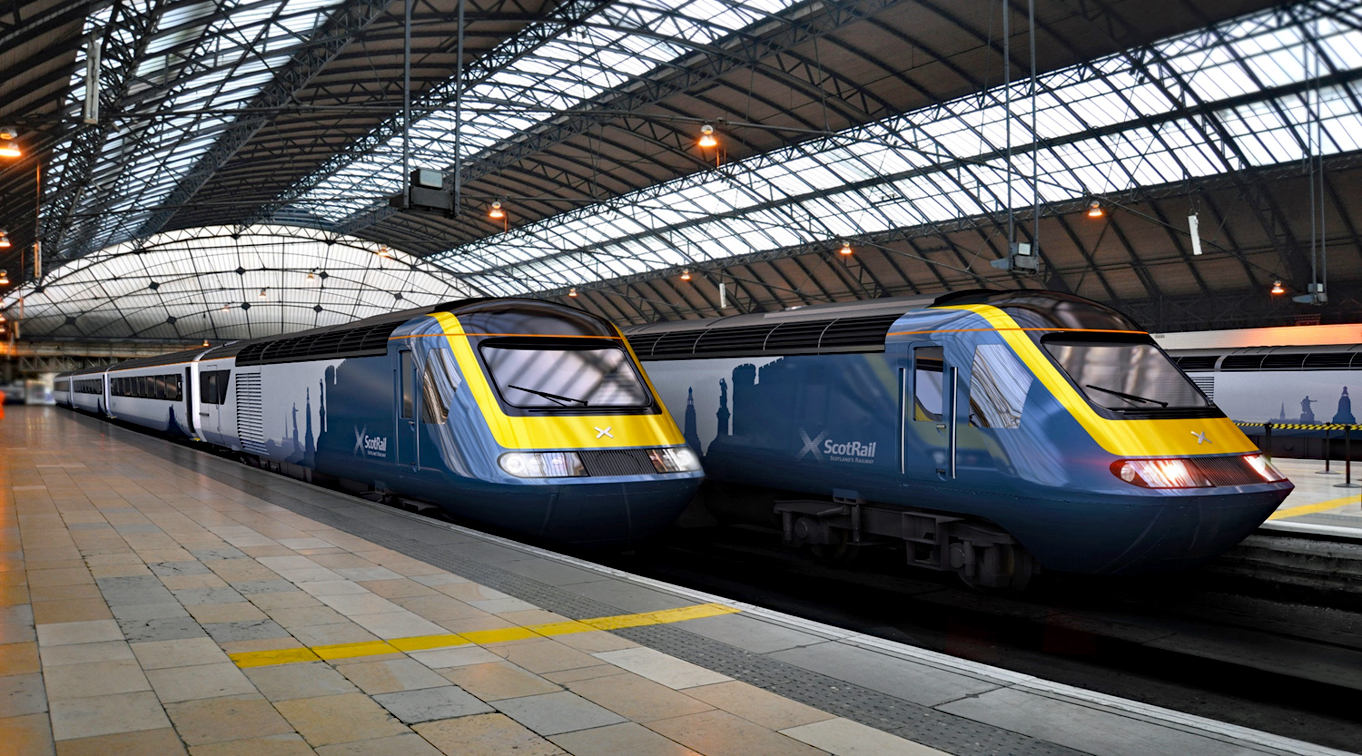 ScotRail's 'new' HSTs – Rail Engineer