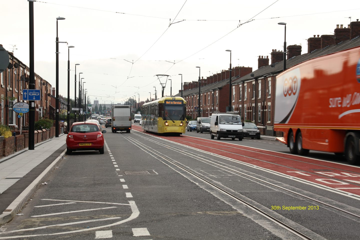 Manchester Metrolink: a world-class tram system