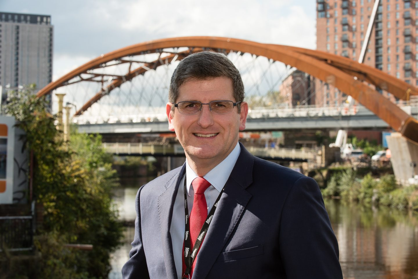 It's all down to good planning: an interview with Network Rail's Francis Paonessa
