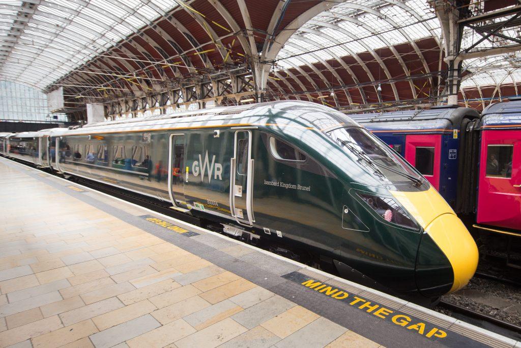 GWR Class 800.