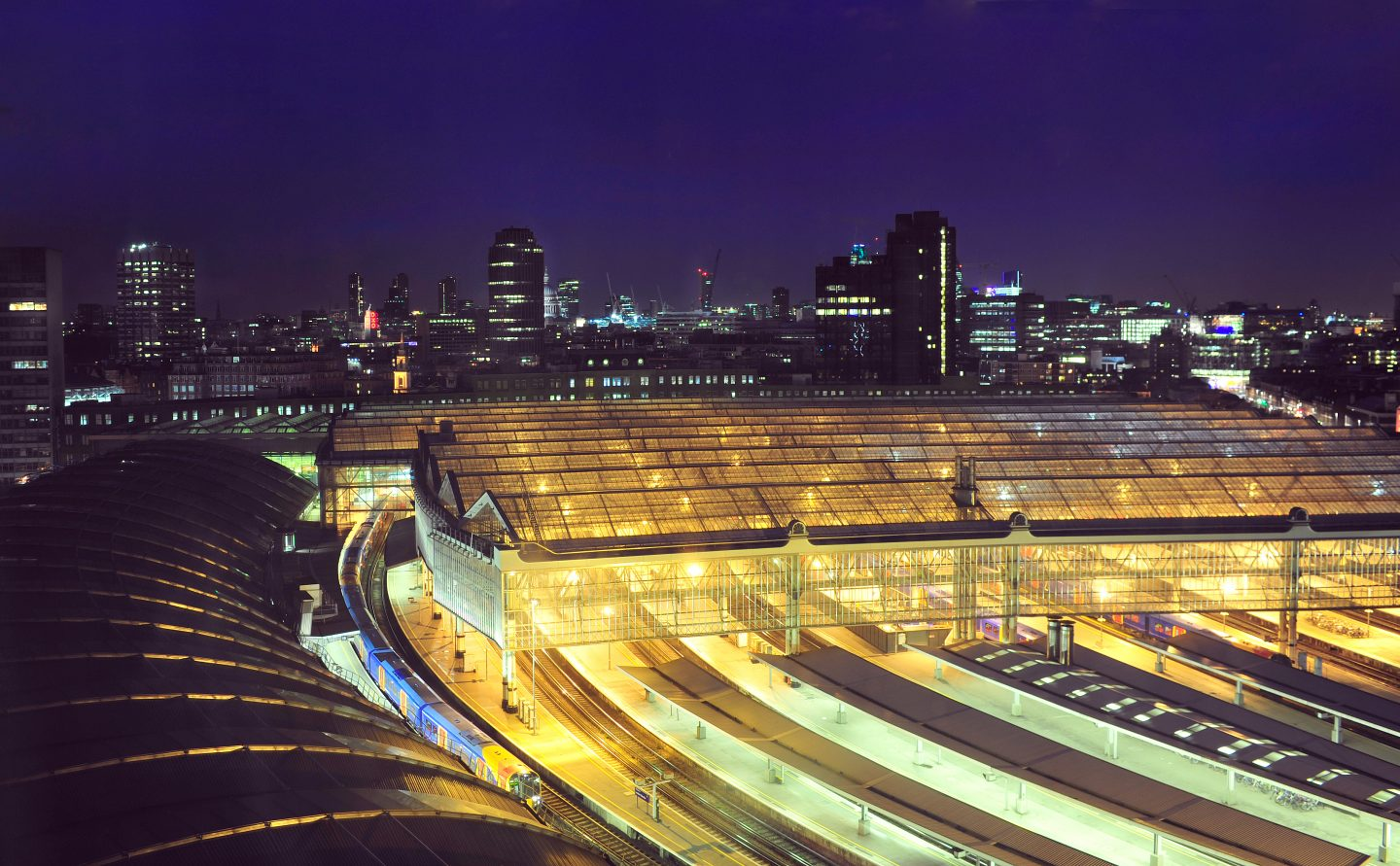 What went wrong during the Waterloo station upgrades?