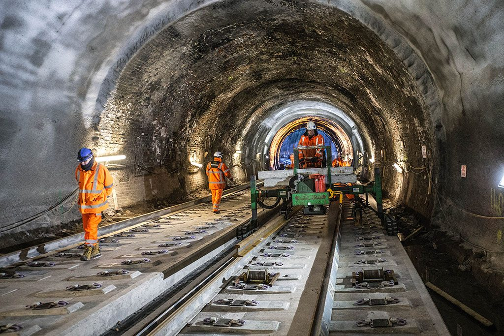 BAM Rail Installation Pic Peter Devlin